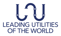 "Logo ""Leading Utilities of the World"""